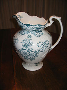 Water Pitcher - Stoke • England - Antique
