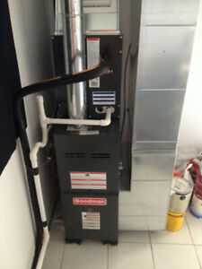 HVAC - FURNACES AND AIR CONDITIONERS - FINANCING & RENT TO OWN!!