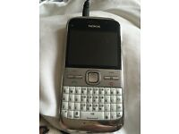 Nokia E5-00 mobile phone