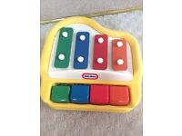 Little Tikes Piano and Xylophone