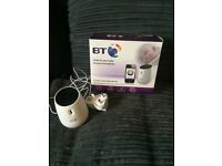 BT audio baby monitor