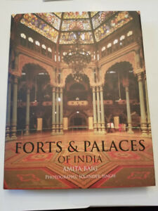 BRAND NEW BOOK - Forts & Palaces of India (by Amita Baig) + MORE