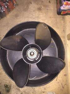 4 Blade Prop for sale.