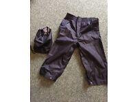 Waterproof trousers age 3