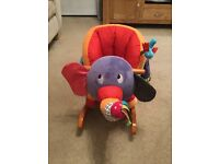 Mamas & papas child seat rocker