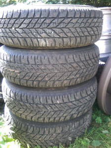 205 70 r 15 studded snow tires