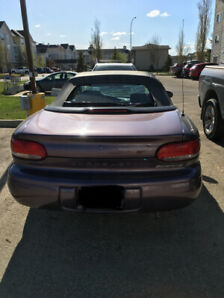 1996 Chrysler Sebring.