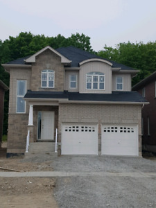 Brand New House For Rent In Orillia