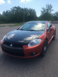 2011 Mitsubishi Eclipse GTP Coupe (2 door)
