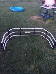 Horse fencer box extender and waterskis
