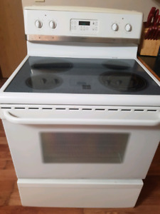 Stove for sale everything working good reason for sale I get a n