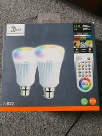 IDual led light bulbs