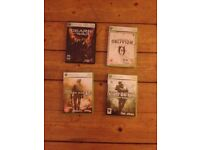 Job lot Xbox 360 games