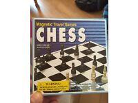 Travel chess set brand new