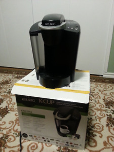 Mint condition Keurig K-cup coffee maker