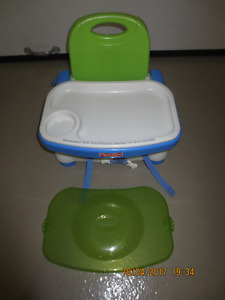 Chaise d'appoint pour déplacements, FISHER PRICE