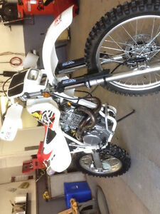 1998 Honda XR 600, Exc Condition