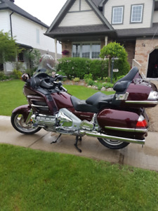 2007 Honda Goldwing for sale
