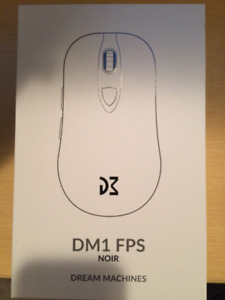 Dream Machines DM1 FPS Noir