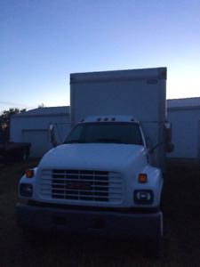 2000 GMC 5 TON TRUCK FOR SALE