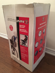 Schwinn Deluxe Bicycle Child Carrier BNIB
