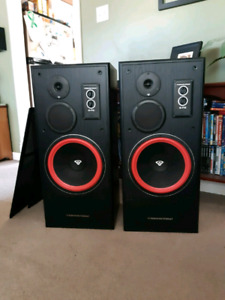 ** WANT TO BUY!! CERWIN VEGA SPEAKERS! ANY CONDITION!**