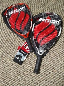 Pair of Ektelon Racquet