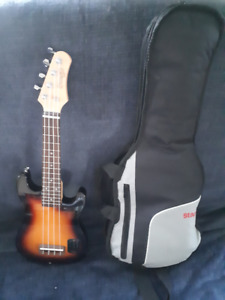 Stagg electric ukulele