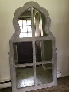 One of a Kind- Gorgeous Antique Mirror