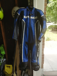 SPIDI 1 piece perforated leather motorcycle suit Size 50EU/40US