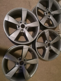 Audi/VW/Skoda alloy wheels