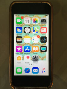 Ipod Touch 6th gen and Samsung galaxy TAB A