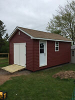 We Build Baby Barns & Sheds On Site for NO EXTRA COST