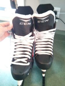Hockey skates. Size 9 fit like 10
