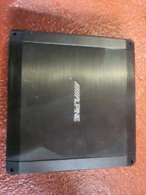 Alpine BBX-T600 amp 2 channel 300w