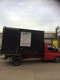 Able rubbish clearance and removal service & metal service