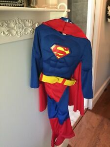 Boys Superman costume