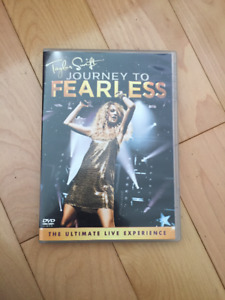 "Taylor Swift ""Journey to Fearless"" DVD"