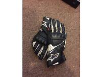 Alpinestar sp8 gloves