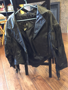Ladies leather motorcycle jackets (2)