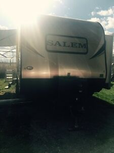 Reduced 2015 35ft Salem by Forest River Rv 21,500