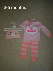 Baby Girl Clothing (various sizes/NEW)