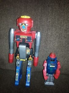 Selling a bunch of vintage Gobots collectables