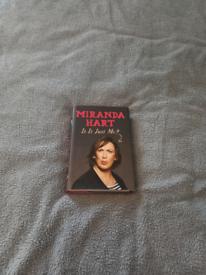 Miranda Hart Book is it just me?