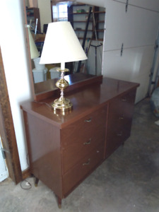 Vintage Dresser...purchased in the 60's