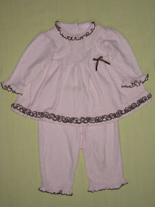 Baby girl outfit 9m