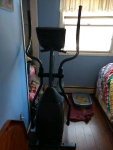 For sale elliptical machine