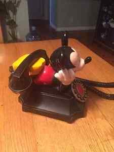 Mickey Mouse Telephone Kingston Kingston Area image 2