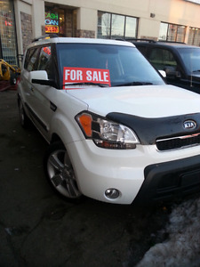 EXCELLENT KIA SOUL 4U LOADED AND ONLY 63,975 KMS!