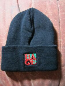 MEN'S QUALITY KNIT TUQUES WITH BAND LOGOS